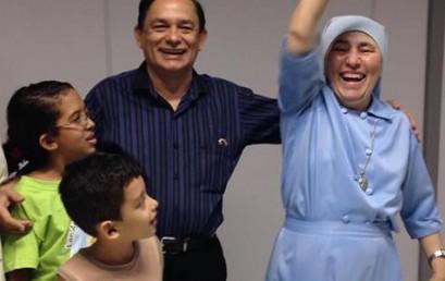 Doação anual do IBDH ao Lar Amigos de Jesus