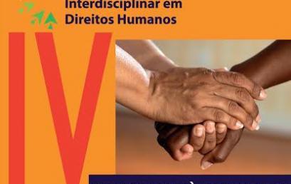 PGE-CE apoia o IV Curso Brasileiro Interdisciplinar em Direitos Humanos