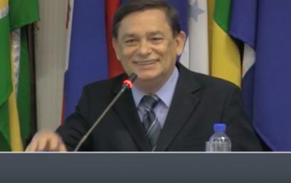 "Palestra ""Justicia Restaurativa"" – prof. César Barros Leal"