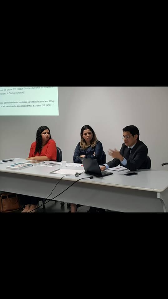 Fórum Permanente de DH: A Defesa dos Direitos Humanos da Criança e do Adolescente