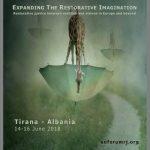 Congresso internacional sobre justiça restaurativa – Tirana, Albânia