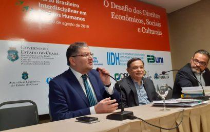 VII Curso Brasileiro Interdisciplinar em Direitos Humanos