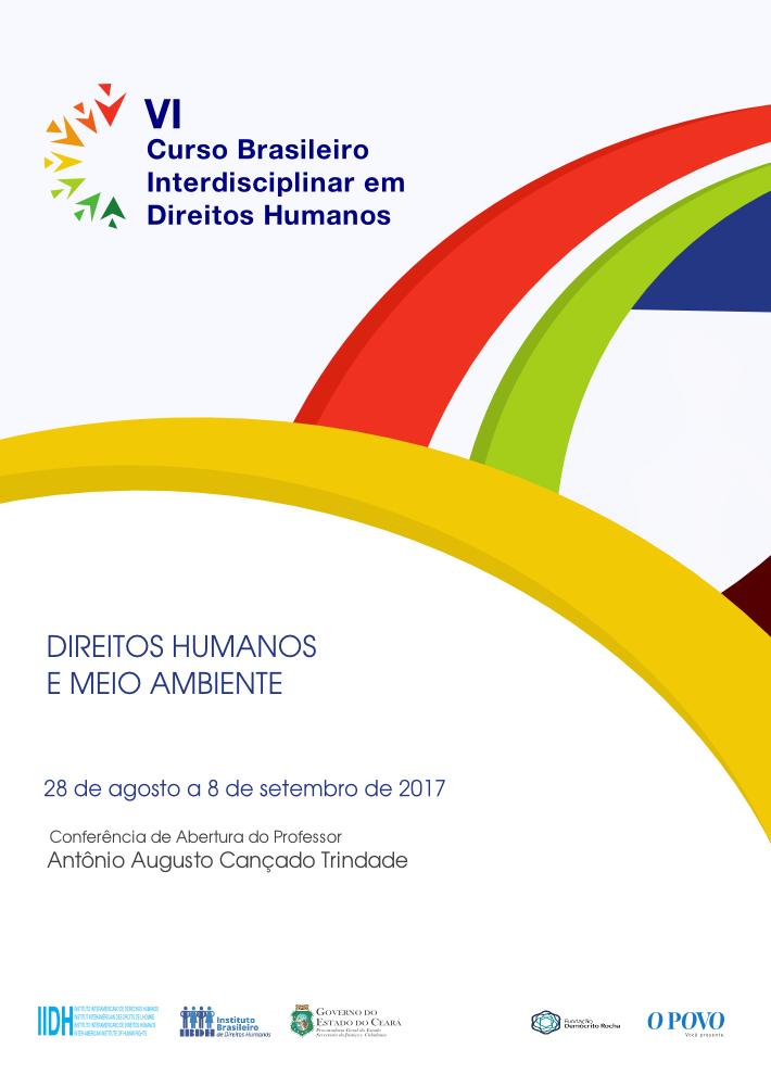 VI Curso Brasileiro Interdisciplinar em Direitos Humanos